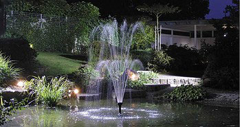 Aquarius Fountain Set 1000 © Hortis